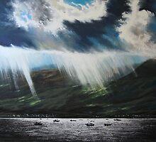 Tralee Bay by Roman Burgan