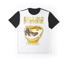 Falling In Reverse Tour  BDN Graphic T-Shirt