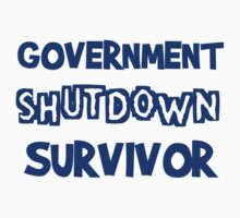 Government Shutdown Survivor by cursotti