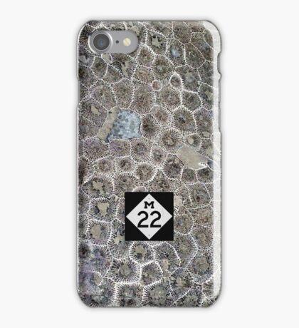 Petoskey Stone, M22 iPhone Case/Skin