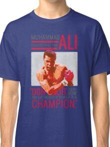 Muhammad Ali - G.O.A.T.  Classic T-Shirt