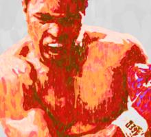 Muhammad Ali - G.O.A.T.  Sticker