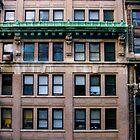 West 35th St. - NYC by bron stadheim