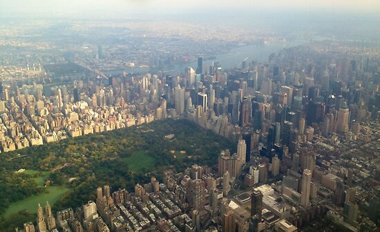NYC (featured on MoMA Talks website) by bron stadheim