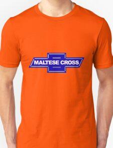 Chevrolet Maltese Cross Knights of Malta Chevy Emblem Unisex T-Shirt