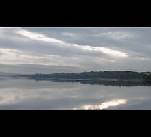 Panorama River Foyle, Derry by Sarah Cowan