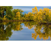 Peaceful Reflections Photographic Print