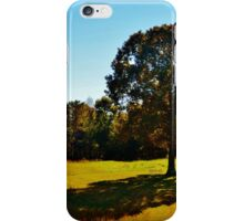 In The Shadow iPhone Case/Skin