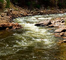 River Rapids by Photopa