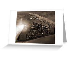 The 1812 On The Move Greeting Card
