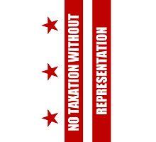 Smartphone Case - Flag of Washington DC 2 by Mark Podger