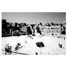 JEWISH QUARTER - JERUSALEM 1983 by rtavoni