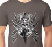 Winged Void Unisex T-Shirt