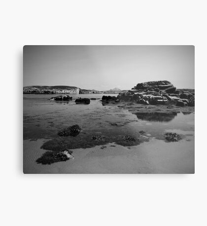 Cruit Island, Donegal Metal Print