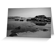 Cruit Island, Donegal Greeting Card