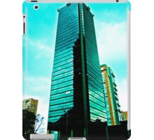 Buildings between blues. iPad Case/Skin