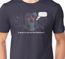 Space Scream Unisex T-Shirt