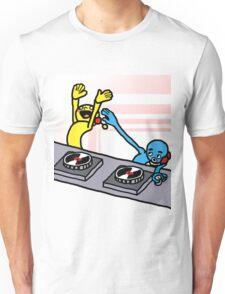 Scratch-O HEY Unisex T-Shirt