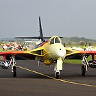 "Hawker Hunter F58 ""Miss Demeanour"" by PhilEAF92"