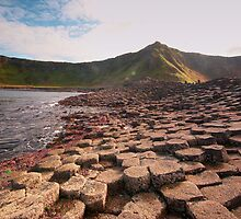Rugged Causeway by Chris Hood