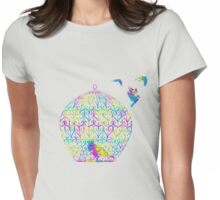 Free Bird Womens Fitted T-Shirt