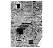 Castle detail Poster