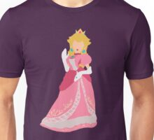 Minimalist Peach Unisex T-Shirt