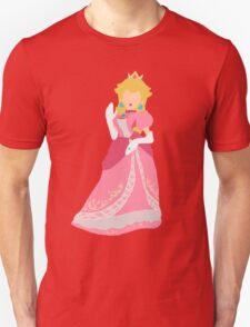 Minimalist Peach T-Shirt