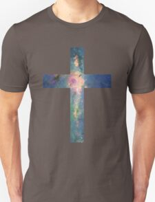 A Cross in the Stars Unisex T-Shirt