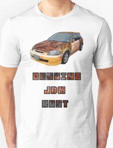 Genuine JDM Rust Civic Unisex T-Shirt