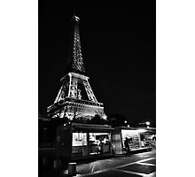 Eiffel Tower 3 Photographic Print