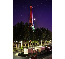 Eiffel Tower 4 Photographic Print
