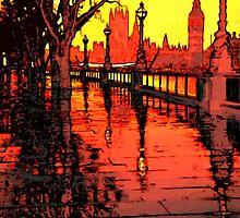 An Evening in London by John Novis