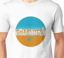 Charlotte NC Unisex T-Shirt