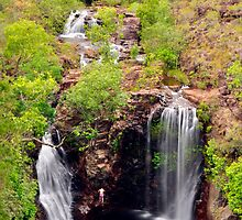 Florence Falls by Terry Everson