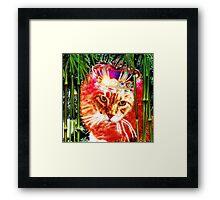 """...but I AM a Lion!"" Framed Print"