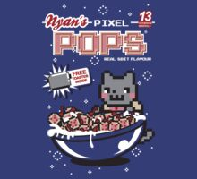 Pixel Cereal by gamartee