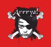 Arrrya! by Zombieflask