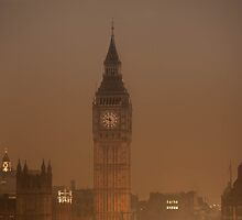 Lights Out In London by Ladedadeda