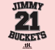 Jimmy Buckets Tee. Kids Clothes