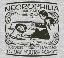 Necrophilia by bunnyboiler