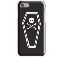 Dead Bed - Night iPhone Case/Skin