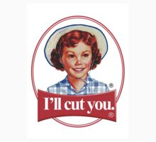 Little debbie-I'll cut you by Skylar Stickley