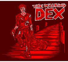 The Walking Dex Photographic Print
