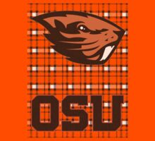 Oregon State Beavers by Everwind