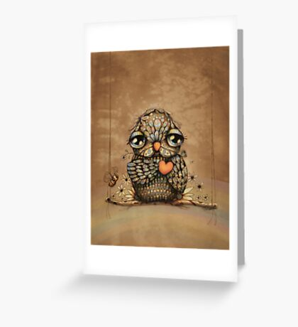 You're on my Heart Greeting Card