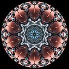 Copper Bot 02 Kaleidoscope by fantasytripp