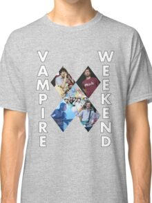 Vampire Weekend Collage Classic T-Shirt