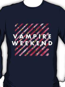 Vampire Weekend Floral T-Shirt