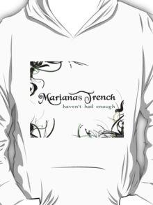 Marianas trench design T-Shirt